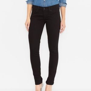 Levi | 🌺531 Black Low Rise Skinny Jeans